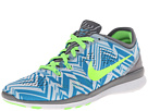 Nike Free 5.0 TR Fit 5 PRT (Cool Grey/Blue Lagoon/Clearwater/Flash Lime)