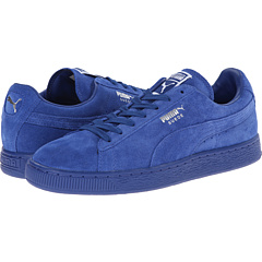 Suede Classic (Limoges/Puma Silver) Shoes