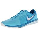 Nike Dual Fusion TR 3 (Clearwater/Light Blue Lacquer/Ice Cube Blue/White)