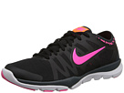 Nike Flex Supreme TR 3 (Black/Classic Charcoal/Total Orange/Pink Pow)