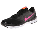 Nike In-Season TR 4 (Black/Classic Charcoal/Total Orange/Pink Pow)