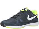Nike Air Vapor Advantage (Classic Charcoal/Volt/White)
