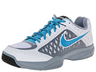 Nike Air Cage Court (White/Dove Grey/Blue Force/Blue Lagoon)