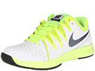 Nike Vapor Court - White/Volt/Black/Classic Charcoal