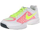 Nike Air Cage Court (White/Pink Pow/Grey Mist/Volt)