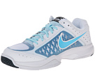 Nike Air Cage Court (White/Ice Cube Blue/Light Blue Lacquer/Clearwater)