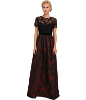 Badgley Mischka - T-Shirt Ballgown