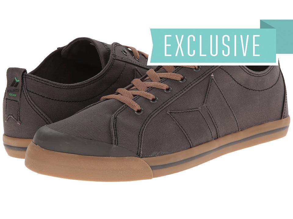 Macbeth Shoes Vegan Macbeth Eliot Vegan Dark Grey Gum Vegan Skate Shoes