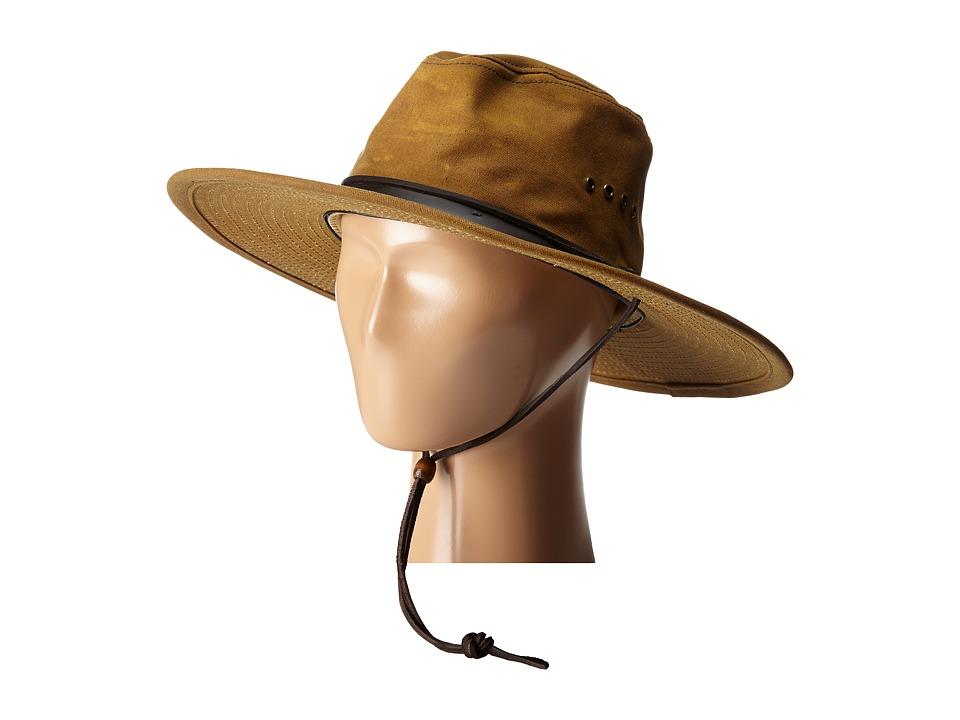 Filson - Tin Bush Hat (Tan) Caps