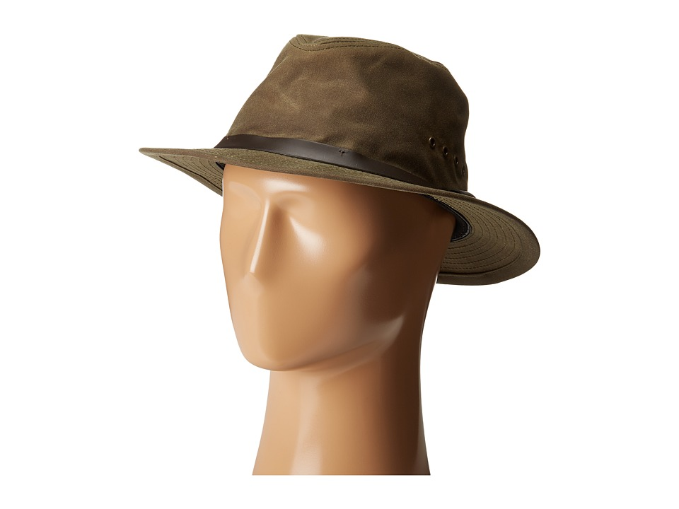 Filson - Shelter Packer Hat (Otter Green) Caps