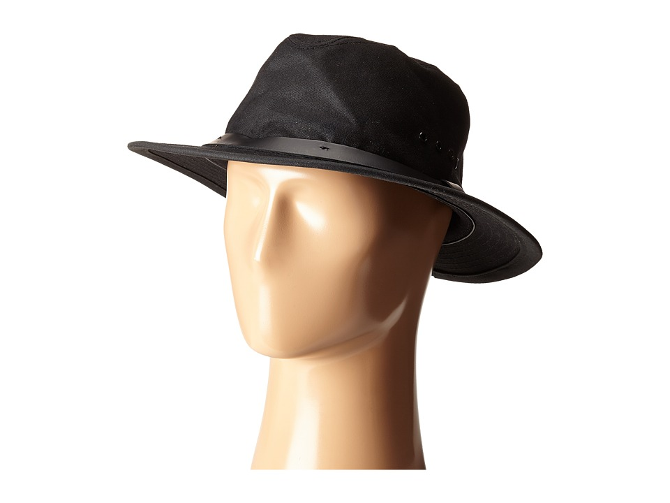 Filson Tin Packer Hat Black Caps