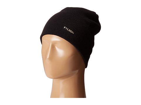 Filson Wool Skull Cap - Black