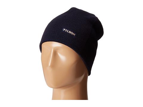 Filson Wool Skull Cap - Navy