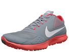 Nike FS Lite Trainer II (Dove Grey/Bright Crimson/White)