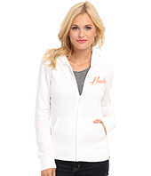Hurley - Palm Diamond Slim Fleece Zip