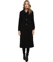 Ellen Tracy - Maxi Belted Wool Coat
