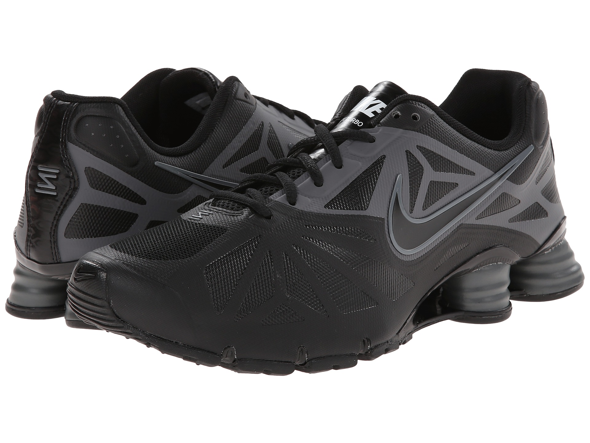 Nike Shox Turbo Oz White Grey Silver