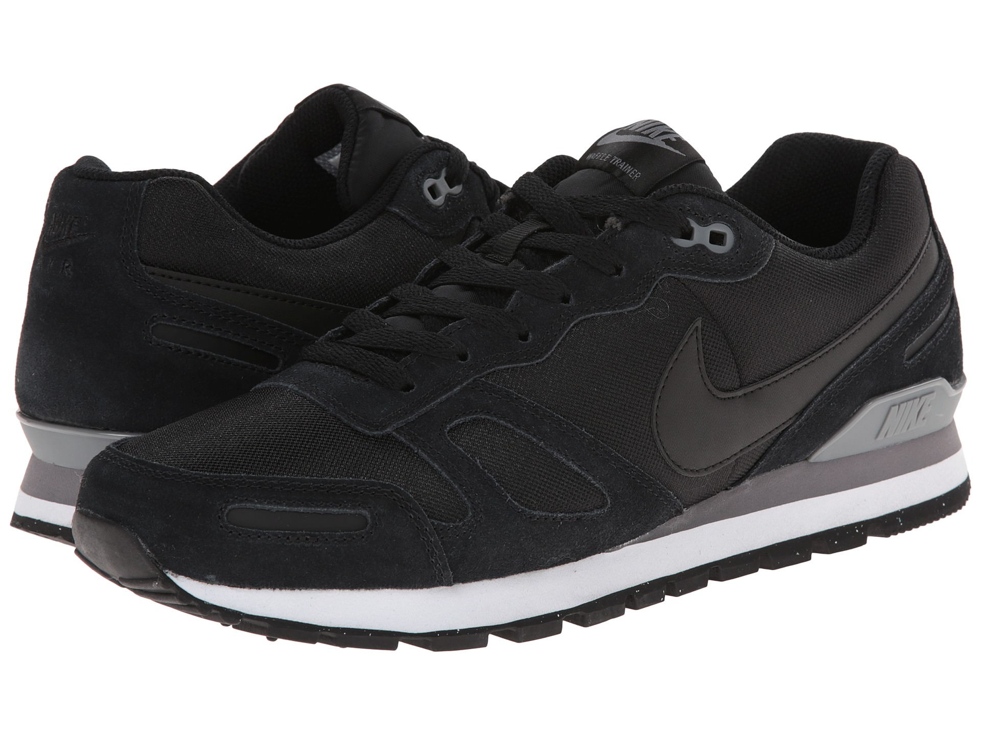 nike air waffle trainer shoes shipped free at zappos. Black Bedroom Furniture Sets. Home Design Ideas