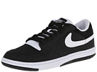 Nike Court Force Low (Black/White)