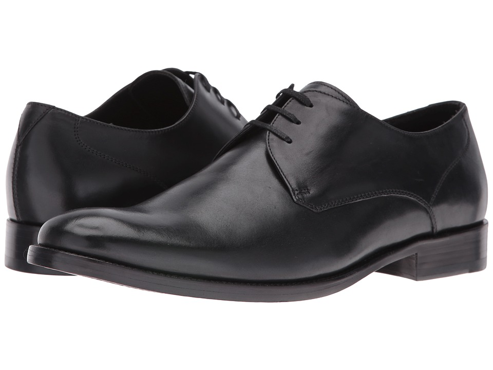 John Varvatos - Luxe Dress Oxford (Black) Men