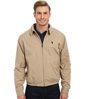 U.S. POLO ASSN. - Micro Golf Jacket with Small Pony