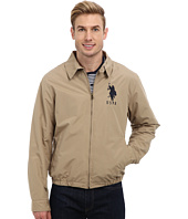 U.S. POLO ASSN. - Micro Golf Jacket with Big Pony