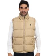 U.S. POLO ASSN. - Signature Vest w/ Sherpa Collar