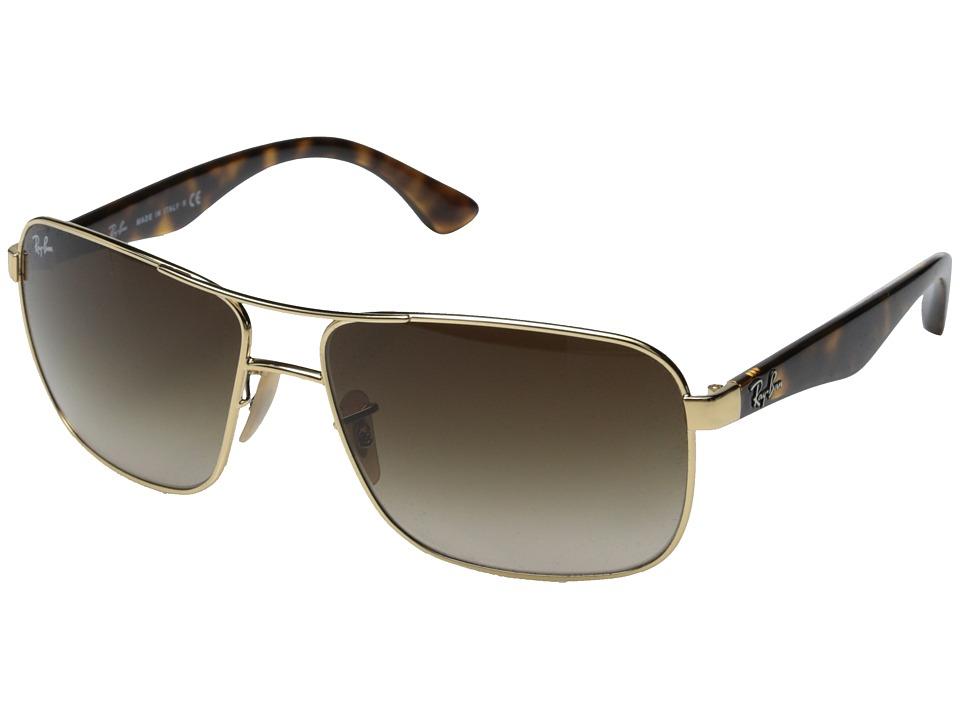 Ray-Ban - RB3516 62mm (Artista) Fashion Sunglasses