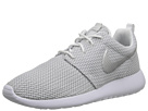 Nike Roshe Run (White/Metallic Platinum)