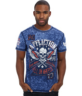 Affliction - Burning Rubber S/S Tee