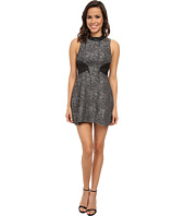 BCBGeneration - Mock Neck Dress w/ Contrast Back DRD65C86