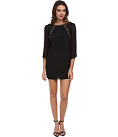 BCBGeneration - Flutter Sleeve Shift Dress KUD63C18