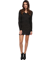 BCBGeneration - Metallic Stripe Tunic Dress DVV1T465