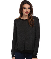 BCBGeneration - Metallic Plaited Crew Neck DZQ1T309