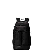Steve Madden - Black Microfiber Backpack