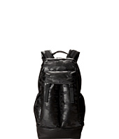 Steve Madden - Black Camo Nylon Cargo Pocket Backpack