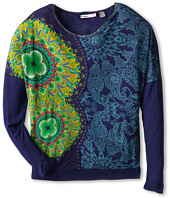 Desigual Kids - Desigual Kids - Hiedra Knitted L/S Top (Little Kids/Big Kids)