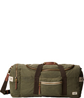 Steve Madden - Olive Canvas Overnighter