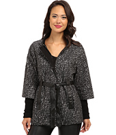 Nanette Lepore - Marble Wool Poncho