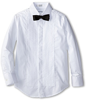 Calvin Klein Kids - CK Tuxedo Shirt & Bowtie Set (Big Kids)