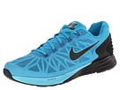 Nike LunarGlide 6 (Blue Lagoon/Gym Blue/Lyon Blue/Black)