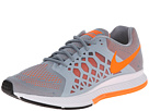 Nike Zoom Pegasus 31 (Dove Grey/Bright Citrus/Total Orange)