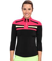 DKNY Golf - Bette 3/4 Sleeve Top