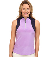 DKNY Golf - Embossed Sleeveless Top