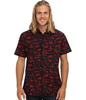 Element  Footpath Short-Sleeve Woven Shirt  image