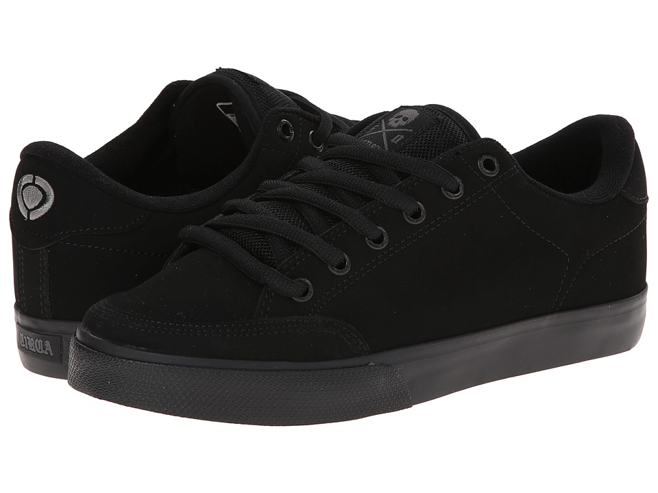 Circa AL50 Black/Black Synthetic Mens Shoes