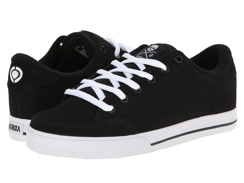 Circa AL50 Black/White Mens Shoes