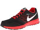 Nike Air Relentless 4 (Black/University Red/Metallic Silver/White)