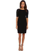 Calvin Klein Jeans - Zip Shoulder Tee Dress