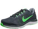 Nike Dual Fusion Run 3 (Classic Charcoal/Dove Grey/White/Poison Green)